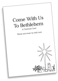 Come With Us To Bethlehem front cover