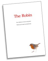The Robin front cover