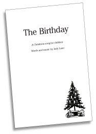 The Birthday front cover