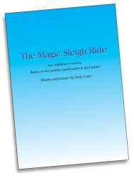 The Magic Sleigh Ride front cover